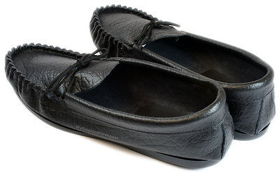 Muk Luks Men's Corduroy Moccasin Slipper - Black (3) Sold by 2 Sellers. $ $ Craftsman Men's Dexter Moccasin Slipper - Gray Zanzara Use-Custom-Brand Mens Matisse Leather Round Toe Moccasins. Sold by PairMySole. $ $ Muk Luks Men's Printed Berber Suede Moccasin.